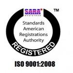9001-2008 SARA logo-round